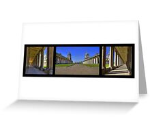 A Tryp To Greenwich - England Greeting Card