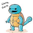 Squirtle, the best choice.  by Weird