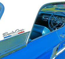 1963 Ford Compact Fairlane Sports Coupe by elsha