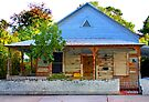 Heritage House in Key West Florida by Debbie Pinard