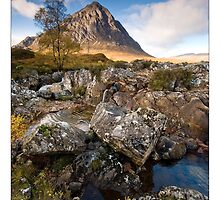 Buchaille Etive Mor by R-S-Peck