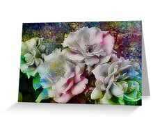 Wild and Wonderful Roses Greeting Card