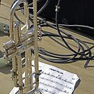 """""""The Dirty Hescoes"""" Trumpet by Judson Joyce"""