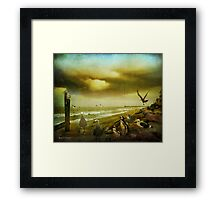 The Gathering Framed Print