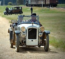 Austin Seven boat-tail by PyramidHill