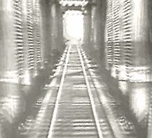 the light at the end of the tunnel...by the bi-polar express by leapdaybride