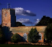 Powderham Church by Country  Pursuits