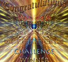 Parallel Dimensions Challenge Banner (Alt) by Hugh Fathers