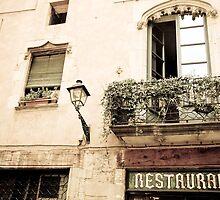 Barcelona Restaurant by Brendan Ó Sé