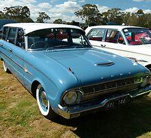 1963 Ford XL Falcon Station Wagon by elsha