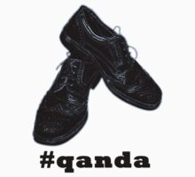 Shoegate and #qanda by wolfcat