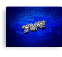 TVR Canvas Print