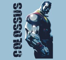 Colossus  by damdirtyapeuk