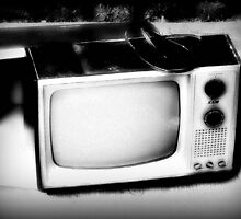 Old School tv by ShellyKay