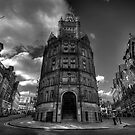 King Street Notts v2.0 BW by Yhun Suarez