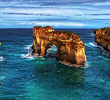 The Island Archway by peterperfect
