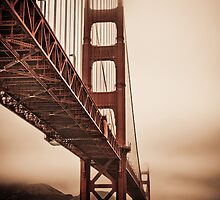 Golden Gate Fog by Stacey Debono