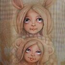 Bunny and Me by Karin  Taylor