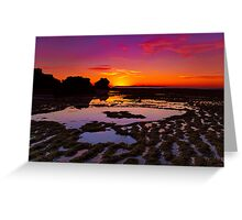 """""""Ripples and Reflections"""" Greeting Card"""