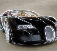 Bugatti Veyron by jnmayer