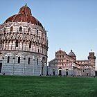 """Piazza dei Miracoli by Antonello Incagnone """"incant"""""""