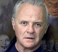 Anthony Hopkins by Dulcina