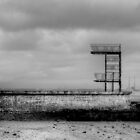 Blackrock Baths by Alan Wright