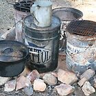 Aussie Bush Kitchen by aussiebushstick