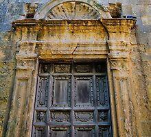 Volterra Door, 1583 by Paul Weston