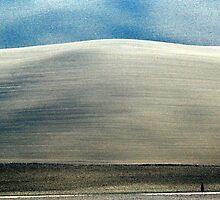 Alone in Tuscany-Pienza by Deborah Downes