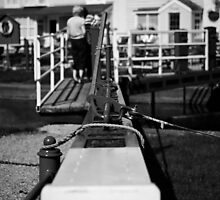 lock keeper by steveflashnot