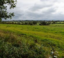 CHESHIRE Plains England by AnnDixon