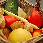 Harvest - Fruit and Vegetables by vbk70