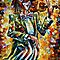 CLOWN - original art oil painting by Leonid Afremov by Leonid  Afremov