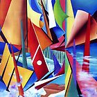 Summer Sails by Margaret Harris