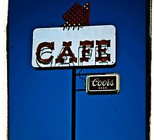 Cafe with Coors by LainePhotog