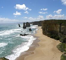 Great Ocean Road by jayart