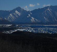 Matanuska Glacier by Bob Moore
