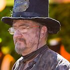Chimney sweep by Ian Salter