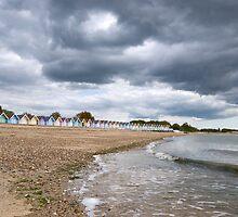 Mersea Seafront by Nigel Bangert