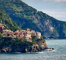 Cinqueterre Coastal by Allan Savage