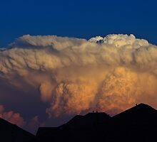 Thunderheads by Bob Vaughan