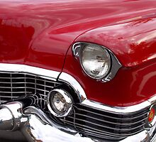Red Cadillac by Anthony Bardaro