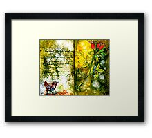 Earth Songs...No Time Framed Print