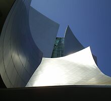 Walt Disney Concert Hall by Gustavo Bernal