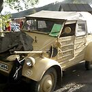 German VW Kubelwagen by Edward Denyer