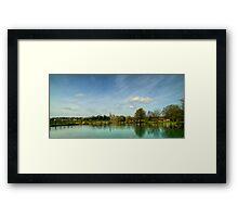 Turneresque Framed Print