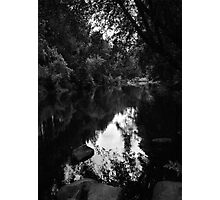 Remember Road Trips Oregon Historical River 431 Photographic Print