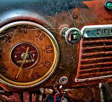 A Little Rusty by Jane Brack