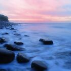 Llantwit at dawn by James Parsons